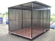 Вольеры для собак,  птиц с бесплатной доставкой!