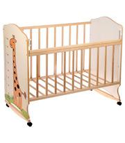Детская кроватка качалка Морозко