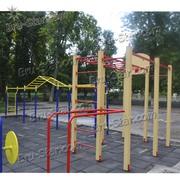Уличные тренажеры Спортивные и гимнастические комплексы
