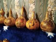 Продаю подарочные бутылки из природного материала ( лагенарии)